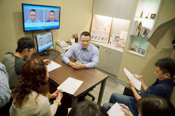 美國知名植髮大師 Dr. John Cole蒞臨MyHair生髮植鬍 12