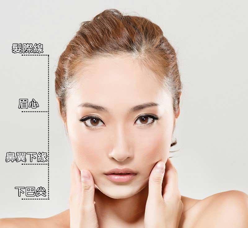 女性髮際線 2