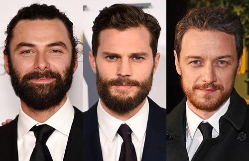 【寇約翰植鬍】世界最性感10位男性8位留鬍鬚! 1